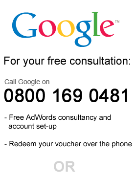 Google AdWords Free Consultation